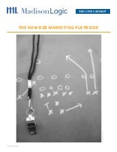 Madison Logic B2B Marketing Playbook