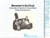 Movement in the Cloud/Sharing Actio...