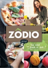 Zôdio catalogue printemps été 2010