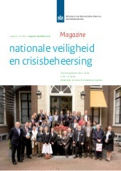 Magazine Nationale Veiligheid En Cr...