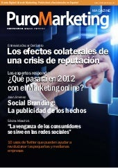 Magazine Puro Marketing Enero 2011