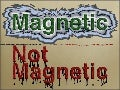 Magnetic Or Not Magnetic Game