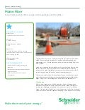 [Case study] Maine Fiber: Smart Grid solution offers precise GIS capabilities and flexibility