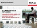 Advantages of Mainframe Replication With Hitachi VSP