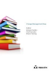 Major themes in change management