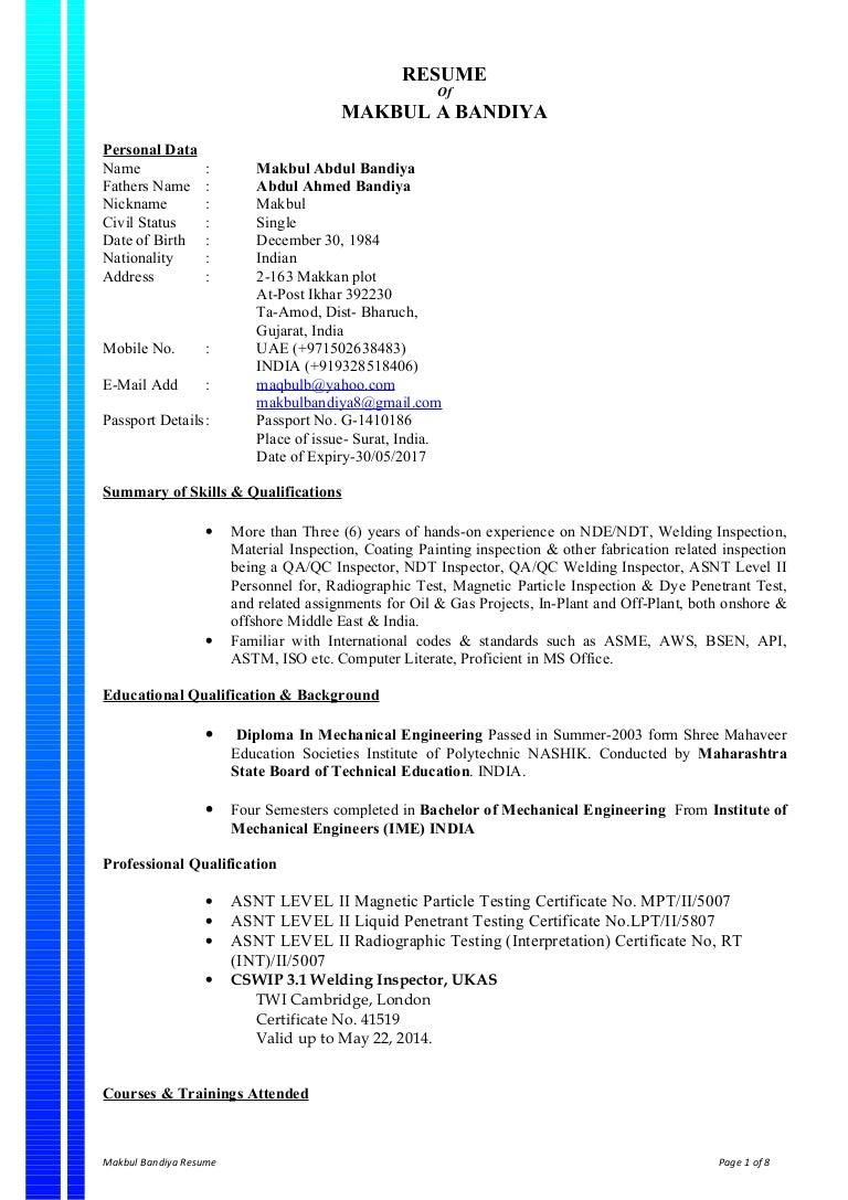 sample pipefitter resume resume cv cover letter