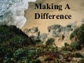 Makea difference