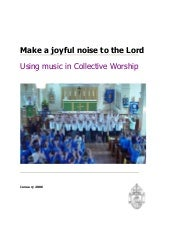 Make a Joyful Noise to the Lord  - ...