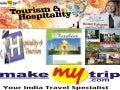 Make mytrip.com presentation   service marketing