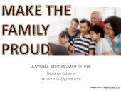 Make Your Family Proud