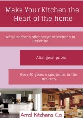 Make your kitchen the heart of the home