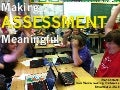 Making Assessment Meaningful