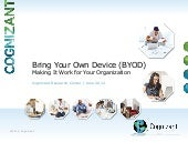Making BYOD Work for Your Organization
