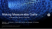Making Measurable Gains - Contextua...