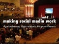 Making Social Media Marketing Work for Artists & Musicians