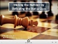 WEBINAR - Making the Number by Defeating the Status Quo w/ Tim Riesterer