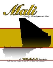 Mali Country Plan