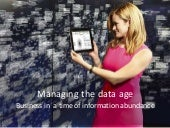 Management in the data age
