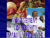 Management Of Obesity In Family Pra...