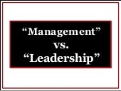 Managementvs leadership-13012106305...