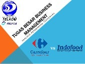 Company Analyst: Carrefour vs Indofood