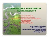 Ecology and Biodiversity Of Mangrov...
