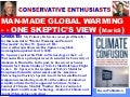 Manmade Co2 Impact  One Skeptics View   Feb 15 08