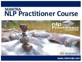 Mantra nlp practitioner course 71113