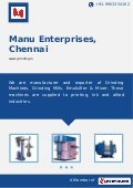 Manu enterprises-chennai