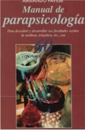 Manual de parapsicologia