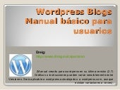 Manual Usuario Wordpress Administra...