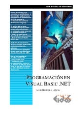 Manual Visual Basic Net