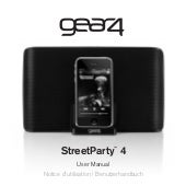 GEAR4 StreetParty 4 Manual