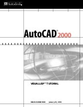 (Manual) auto cad 2000 visual lisp ...