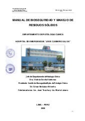 Manual bioseguridad