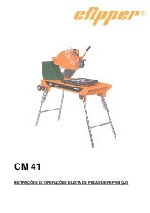 Manual Clipper CM41