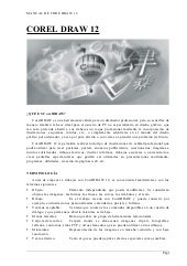 Manual Corel Draw 12