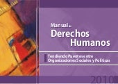 Manual de Derechos Humanos 2010