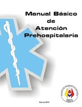 Manual de atencion prehospitalaria i