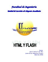 Manual de html y flash mx