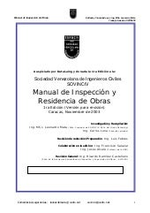 Manual inspeccion y residencia de o...