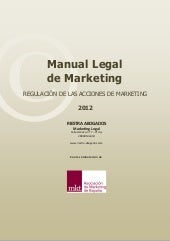 Manual legaldemarketing2012