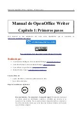 Manual oo writer_cap1