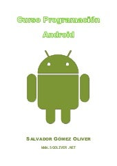 Manual programación android