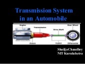 Manual transmission system in autom...