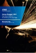 Impact of Budget 2015 on Manufacturing sector