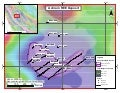 Map:  Drill Map of Eldor Rare Earth Property (June 28, 2011)