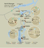 Wine Tour Handbook Maps