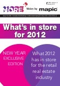 MORE Vision by MAPIC: 4 - Retail renaissance