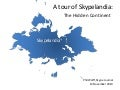 Skypelandia: The Lost Continent of Realtime Communications